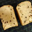 レーズン&くるみ食パン
