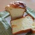 デニッシュ食パン、カット。