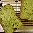 抹茶もちもち食パン