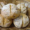 オリーブオイルのパン
