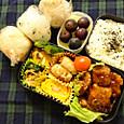 本日のお弁当(2011.10.5)