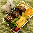 本日のお弁当(2011.10.15)
