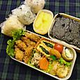 本日のお弁当(2011.10.25)