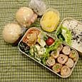 本日のお弁当(2011.10.26)