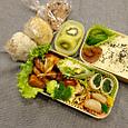 本日のお弁当(2011.10.27)