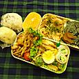 本日のお弁当(2011.10.28)