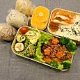 本日のお弁当(2011.10.31)
