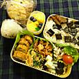 本日のお弁当(2011.11.9)