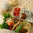 本日のお弁当(2011.12.5)