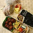 本日のお弁当(2012.1.16)