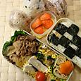 本日のお弁当(2012.1.30)