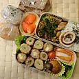 本日のお弁当(2012.1.31)