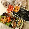 本日のお弁当(2012.2.2)