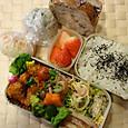 本日のお弁当(2012.2.13)