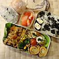 本日のお弁当(2012.2.14)