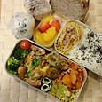 本日のお弁当(2012.2.16)