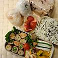 本日のお弁当(2012.2.21)