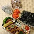 本日のお弁当(2012.2.27)