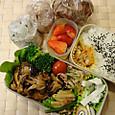 本日のお弁当(2012.4.13)