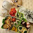 本日のお弁当(2012.4.16)
