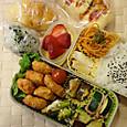 本日のお弁当(2012.4.18)