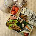 本日のお弁当(2012.4.20)