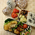 本日のお弁当(2012.4.23)