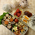 本日のお弁当(2012.4.25)