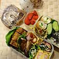 本日のお弁当(2012.5.2)