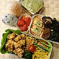 本日のお弁当(2012.5.7)