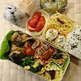本日のお弁当(2012.5.8)