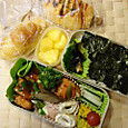 本日のお弁当(2012.5.16)