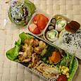 本日のお弁当(2012.5.21)