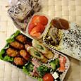 本日のお弁当(2012.5.29)