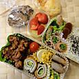 本日のお弁当(2012.5.30)