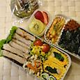 本日のお弁当(2012.6.1)