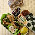 本日のお弁当(2012.6.4)