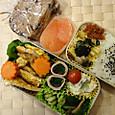 本日のお弁当(2012.6.18)