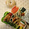 本日のお弁当(2012.6.28)