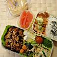 本日のお弁当(2012.6.29)