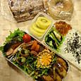 本日のお弁当(2012.9.13)