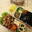 本日のお弁当(2012.9.14)