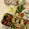 本日のお弁当(2012.9.20)