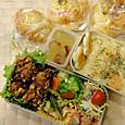 本日のお弁当(2012.9.24)