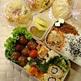 本日のお弁当(2012.9.25)