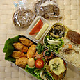 本日のお弁当(2012.9.27)