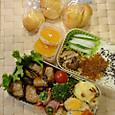 本日のお弁当(2012.10.9)