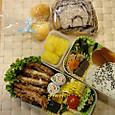 本日のお弁当(2012.10.10)