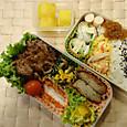 本日のお弁当(2012.10.11)