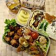 本日のお弁当(2012.10.12)